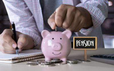 Hvor meget skal man spare op til pension?