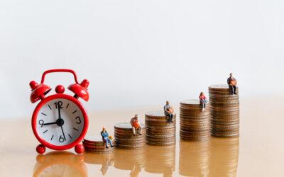 Udbetaling af pension før tid
